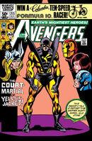 Avengers Vol 1 213