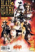 Blaze of Glory Vol 1 1