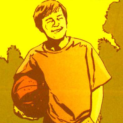 Bradley Gideon (Earth-616)