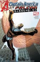 Captain America and the Falcon Vol 1 7