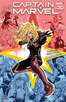 Captain Marvel Vol 10 30