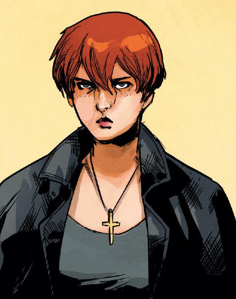 Caretaker (Sara) (Earth-616)