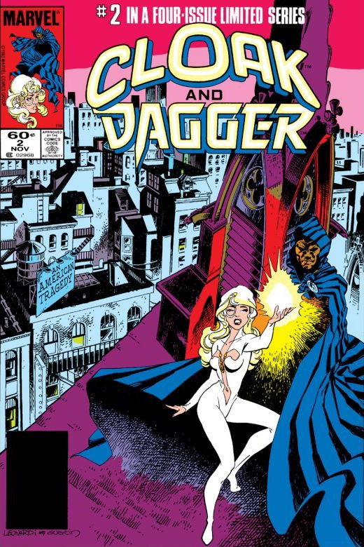 Cloak and Dagger Vol 1 2