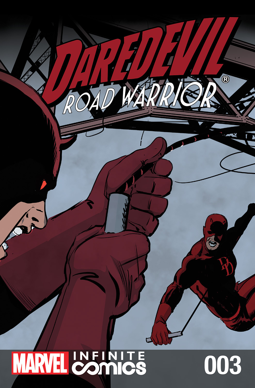 Daredevil: Road Warrior Infinite Comic Vol 1 3