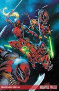 Deadpool Corps Vol 1 1 Textless