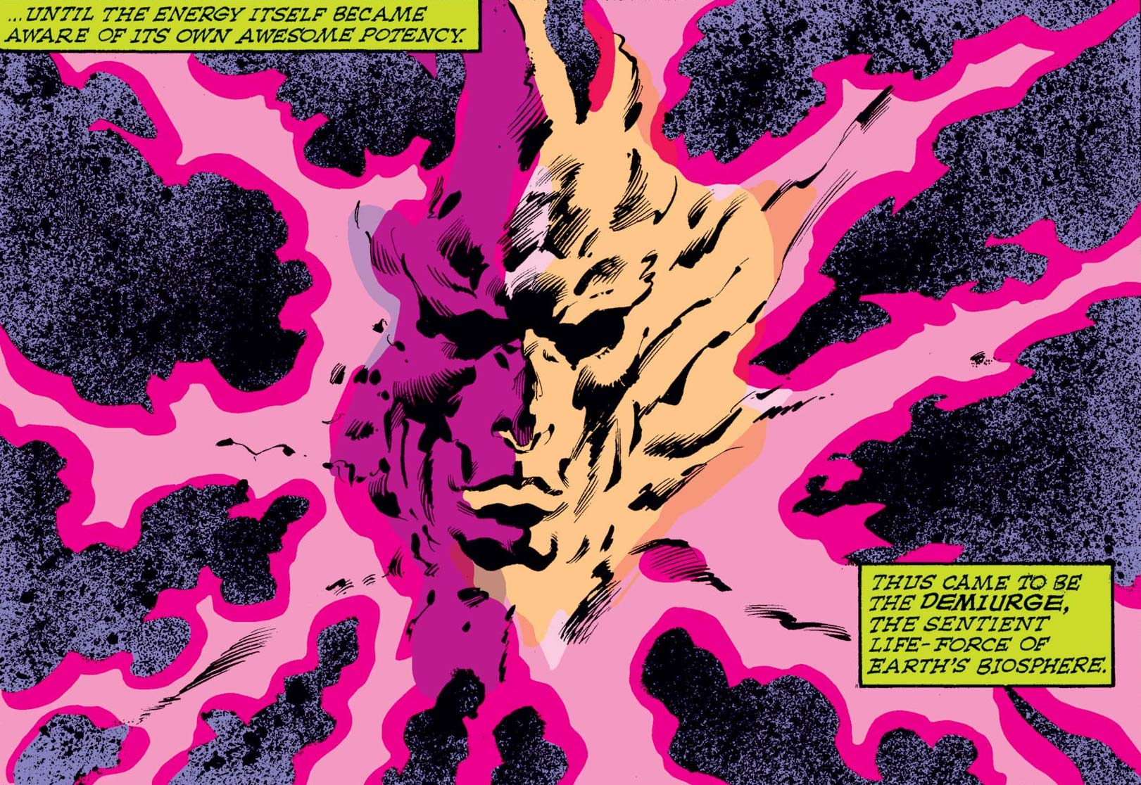 Demiurge (Earth-616)