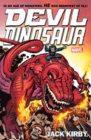 Devil Dinosaur by Jack Kirby The Complete Collection Vol 1 1