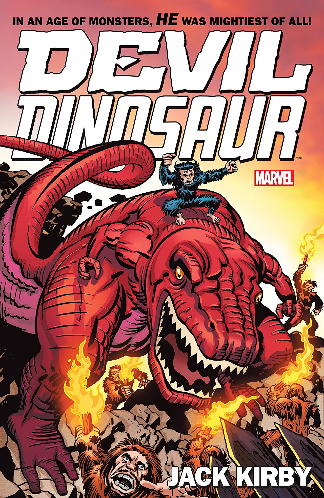 Devil Dinosaur by Jack Kirby: The Complete Collection Vol 1 1