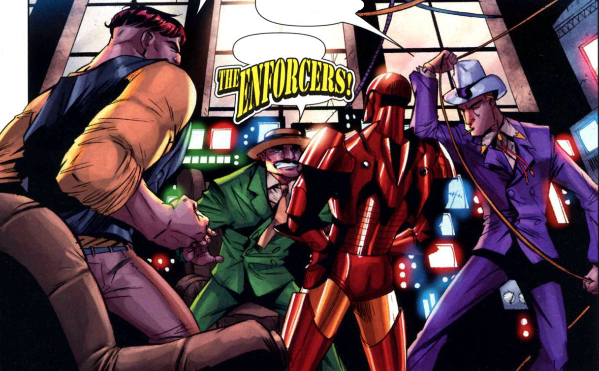 Enforcers (Earth-20051)