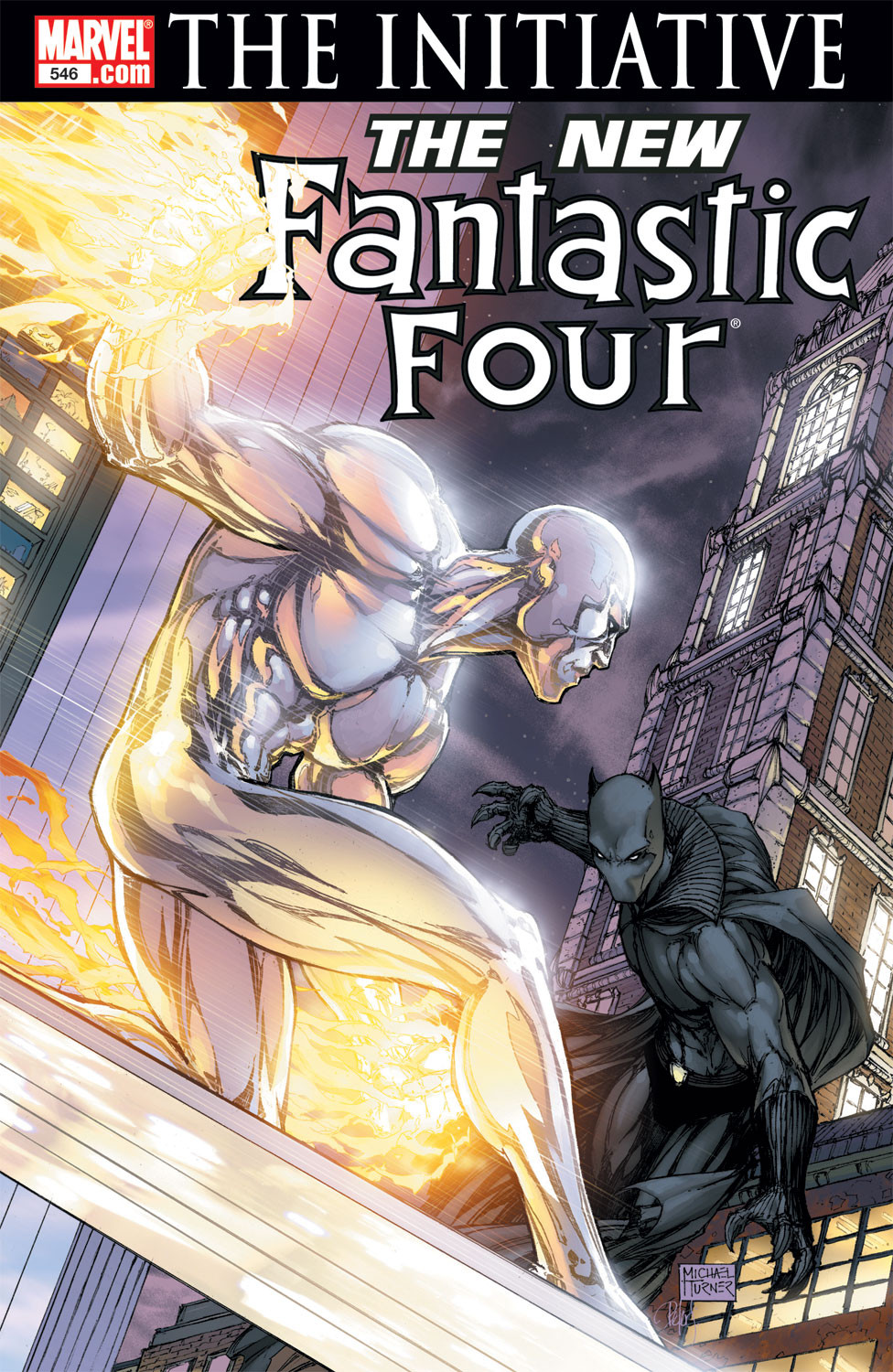 Fantastic Four Vol 1 546