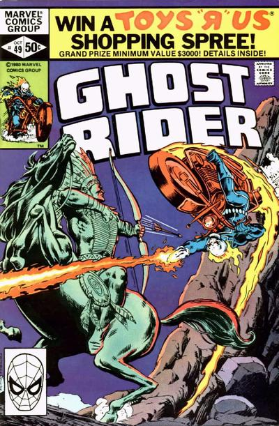 Ghost Rider Vol 2 49