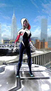 Gwendolyne Stacy (Earth-TRN486) from Spider-Man Unlimited (video game).png