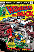 Howard the Duck Vol 1 16