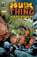 Hulk & Thing Hard Knocks Vol 1 1