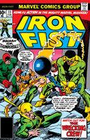 Iron Fist Vol 1 11