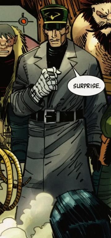Jurgen Hauptmann (Earth-616)