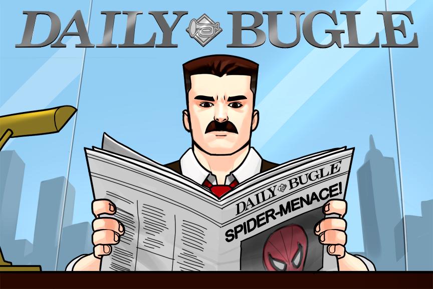 Daily Bugle (Earth-TRN562)