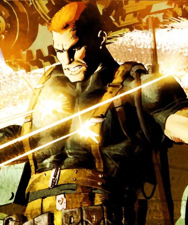 John Steele (American Soldier) (Earth-616)