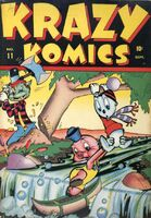 Krazy Komics Vol 1 11
