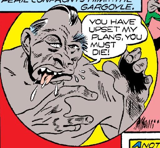 Mad Gargoyle (Earth-616)