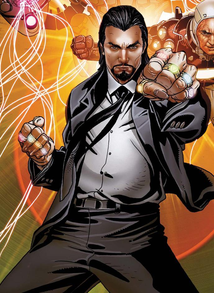 Mandarin (Earth-616)