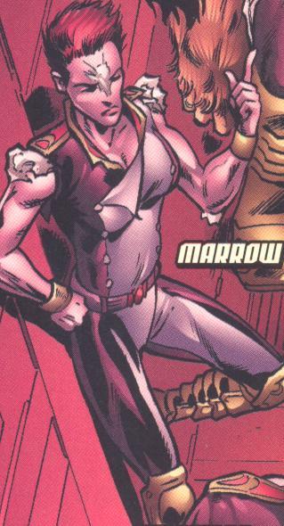 Marrow (Sarah) (Earth-58163)