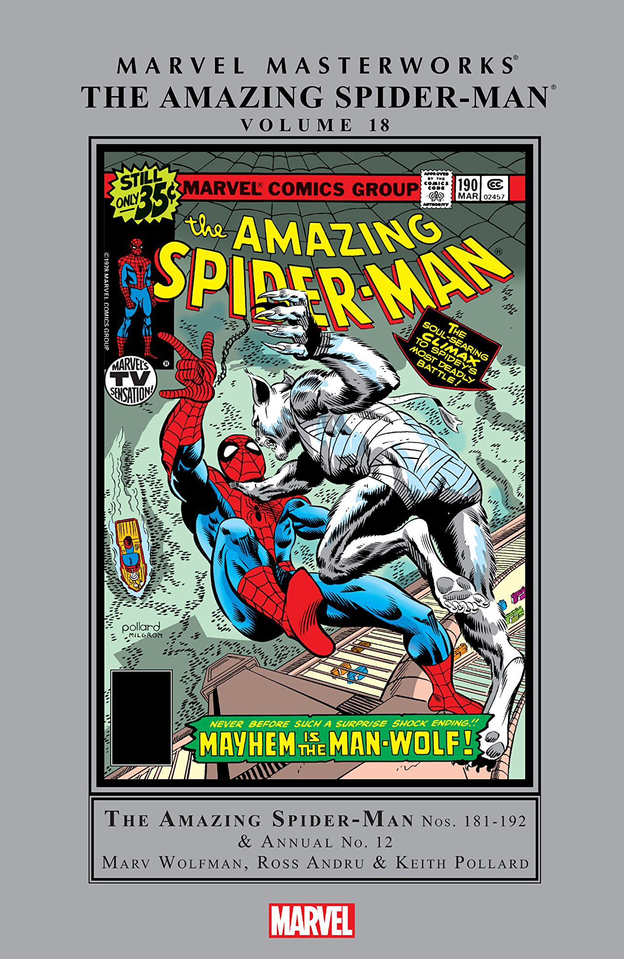 Marvel Masterworks: Amazing Spider-Man Vol 1 18