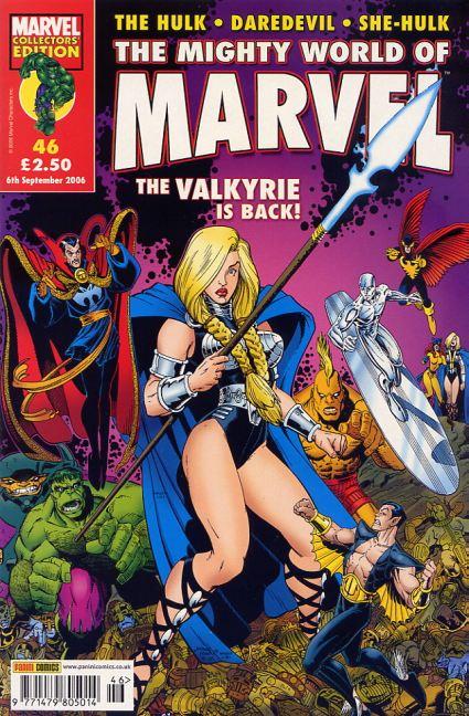 Mighty World of Marvel Vol 3 46