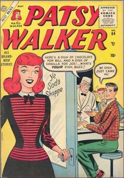 Patsy Walker Vol 1 64