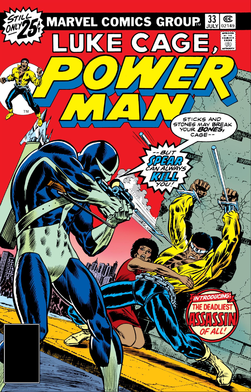 Power Man Vol 1 33