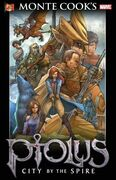 Ptolus City by the Spire TPB Vol 1 1