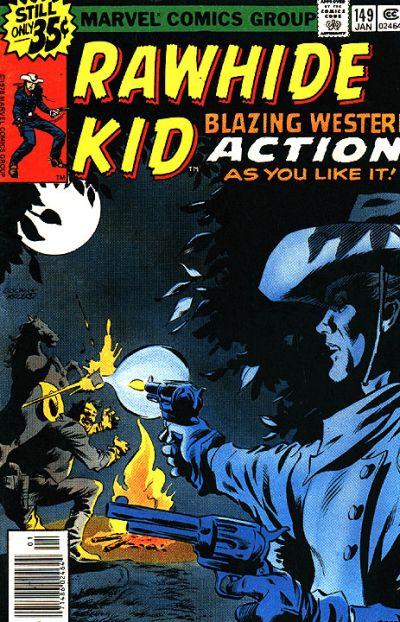 Rawhide Kid Vol 1 149