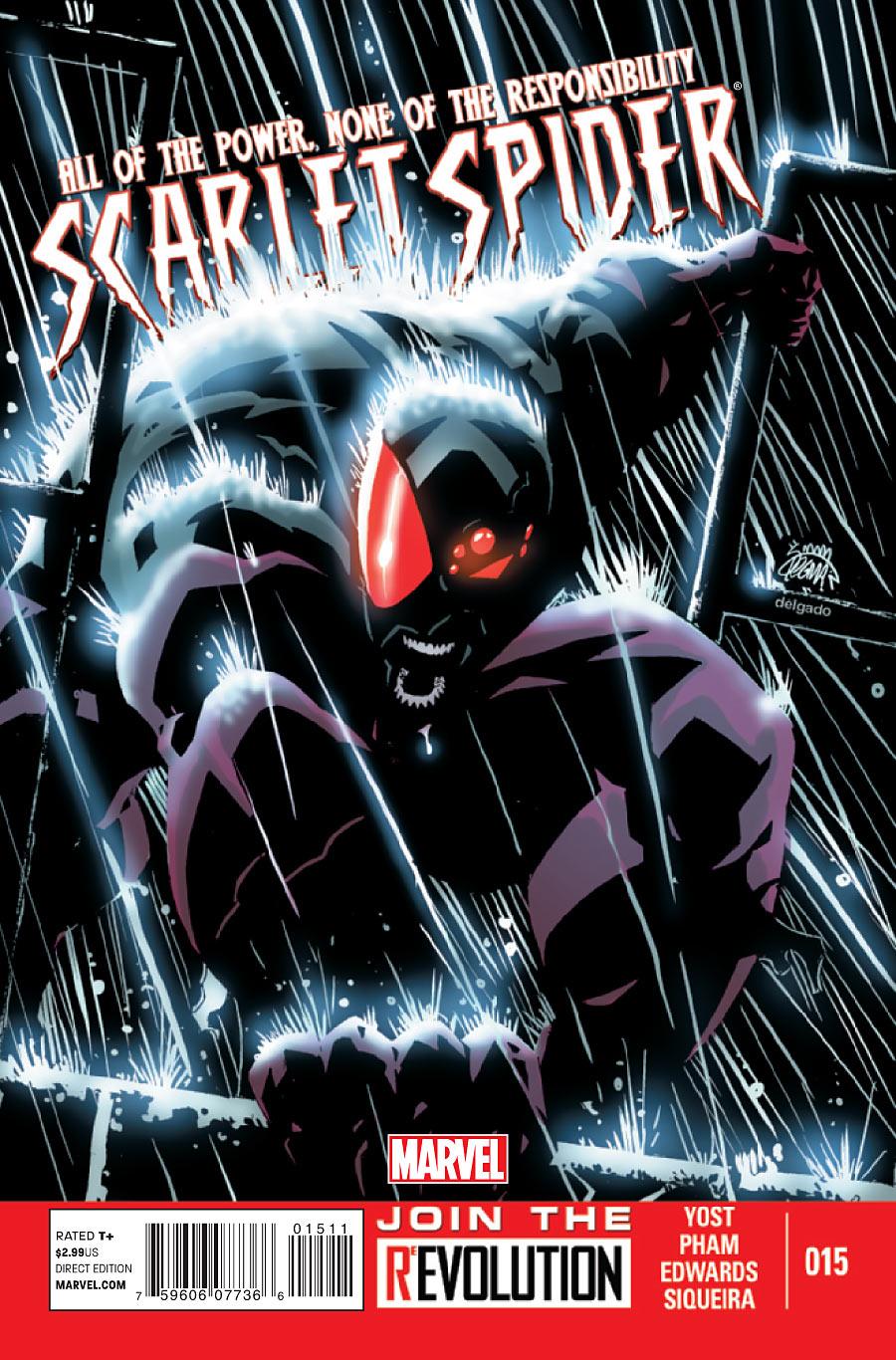 Scarlet Spider Vol 2 15