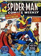 Spider-Man Comics Weekly Vol 1 75