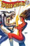 Spider-Woman Vol 7 3 Villain Variant