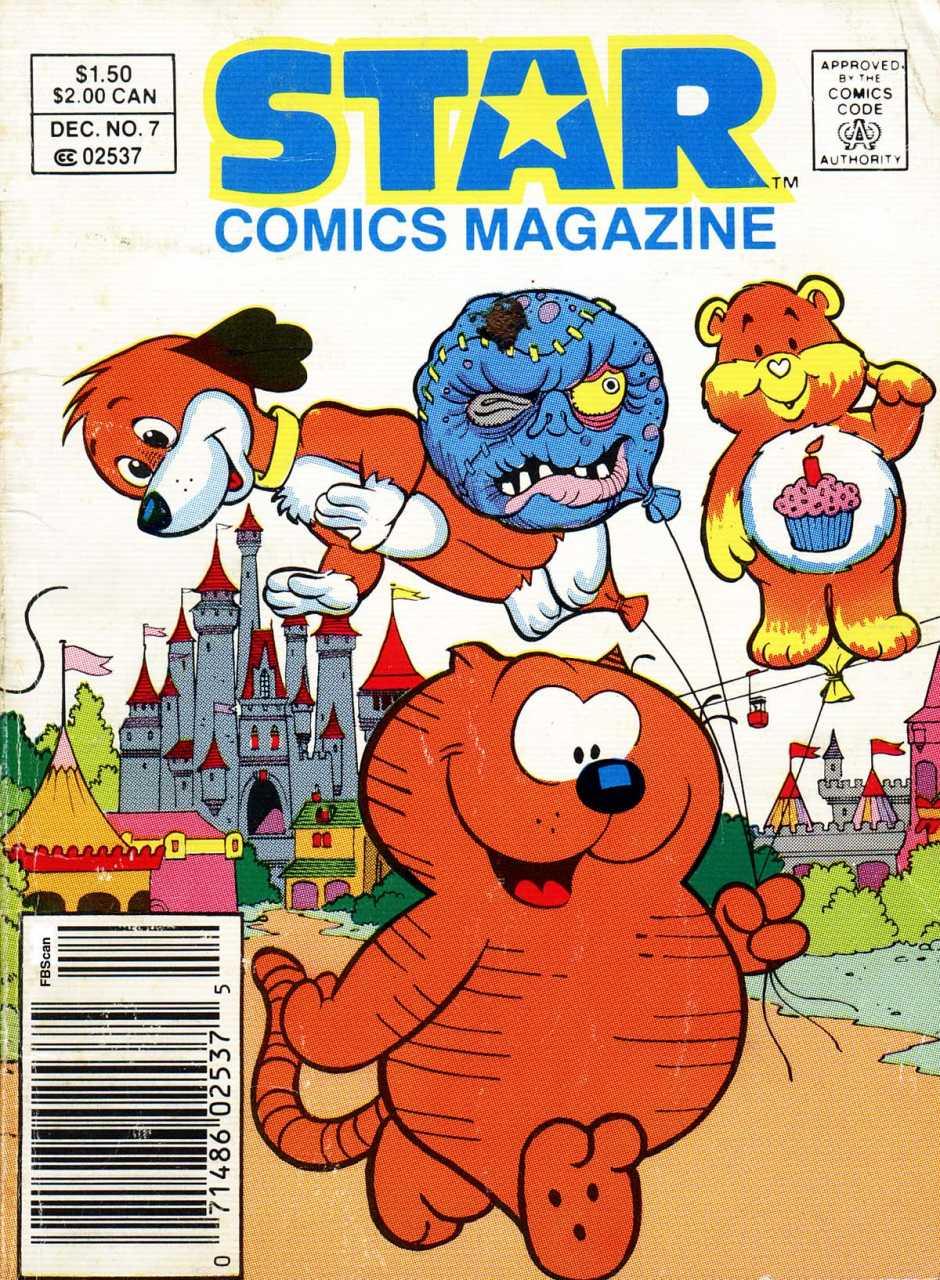 Star Comics Magazine Vol 1 7