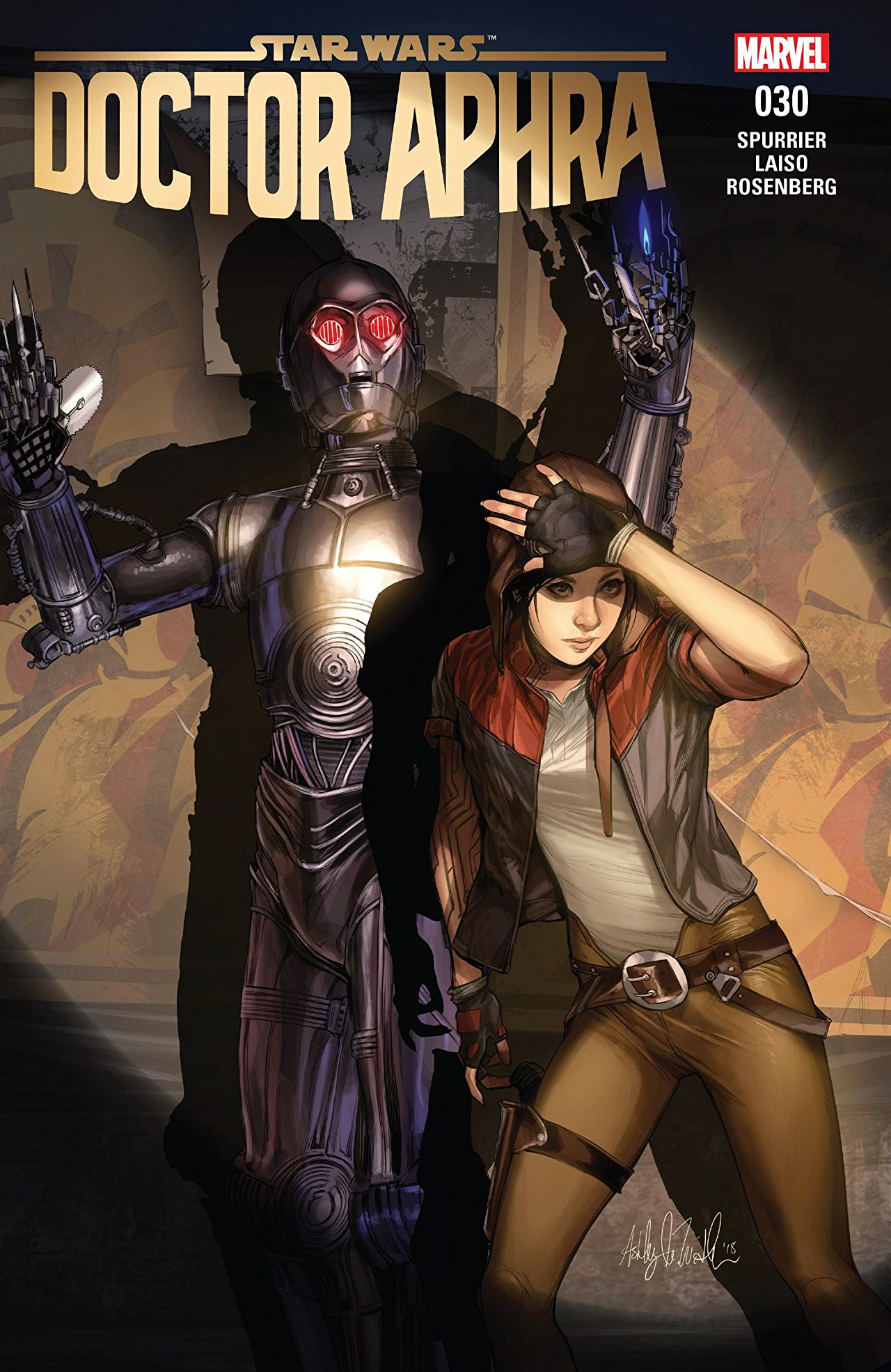 Star Wars: Doctor Aphra Vol 1 30