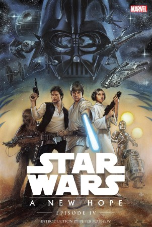 Star Wars: Episode IV - A New Hope Vol 1 1