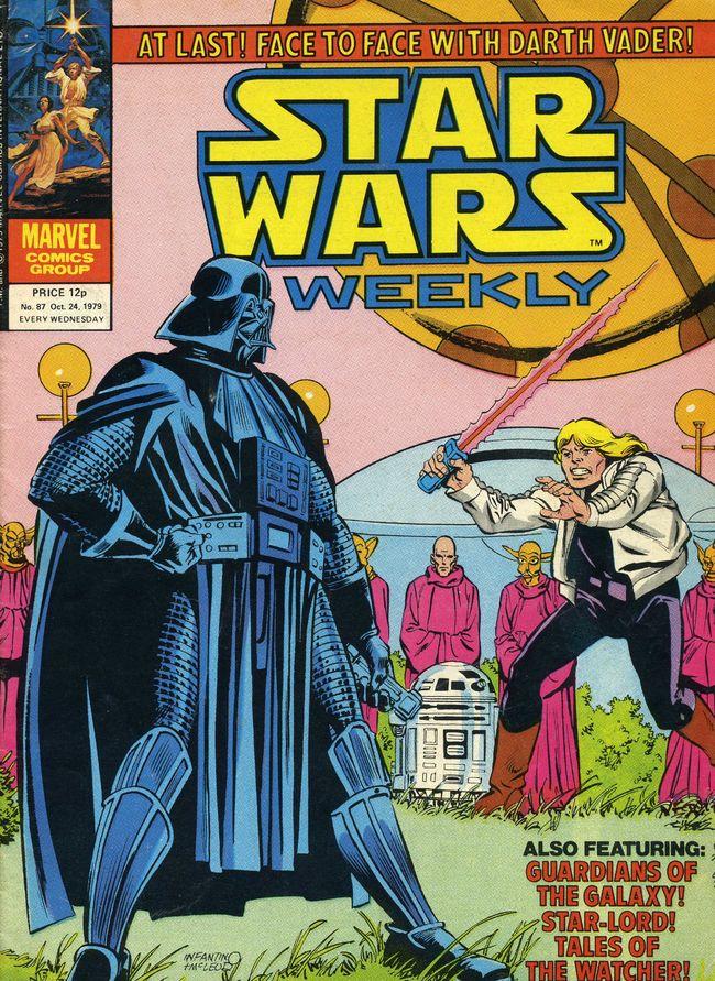 Star Wars Weekly (UK) Vol 1 87