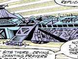 Starship Captain America II