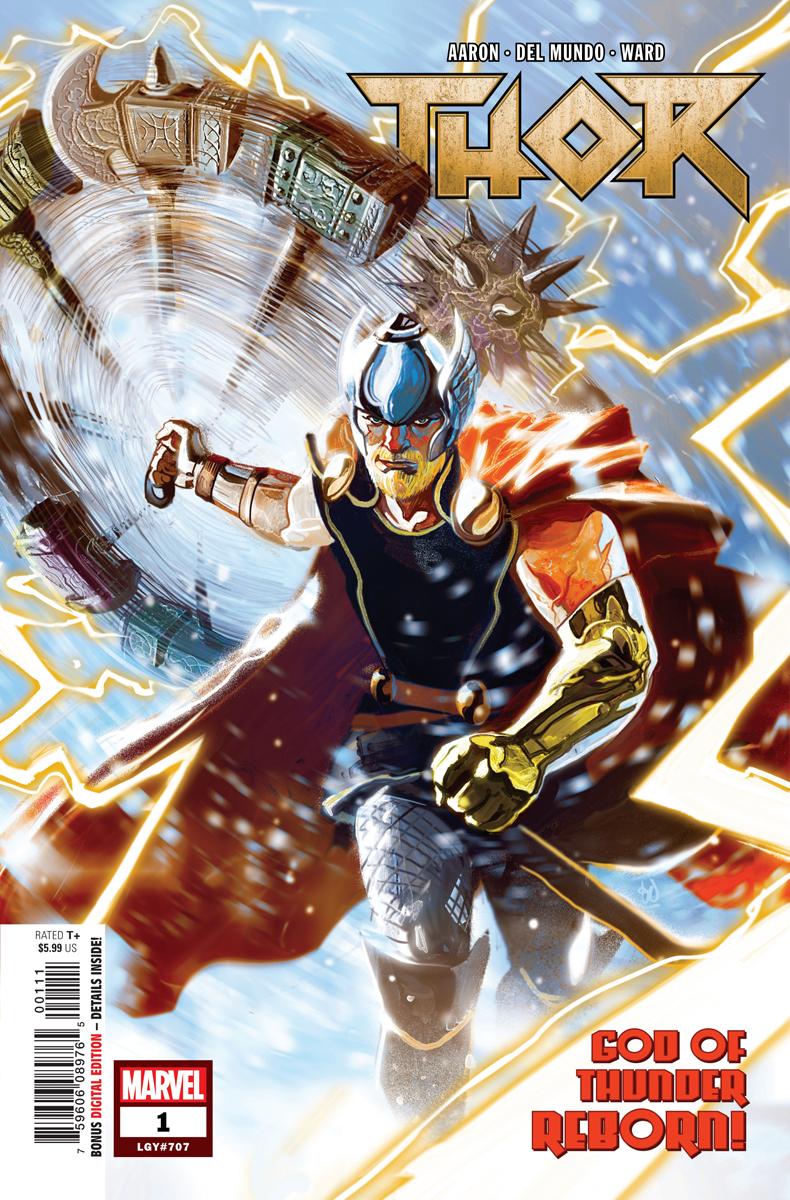 Thor Vol 5 1