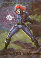 Timothy Fitzgerald (Earth-928) from Marvel Masterpieces Trading Cards 1993 Set 0001