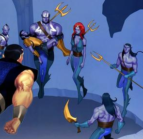 Tridents (Earth-616) from Namor The First Mutant Vol 1 1 0001.png