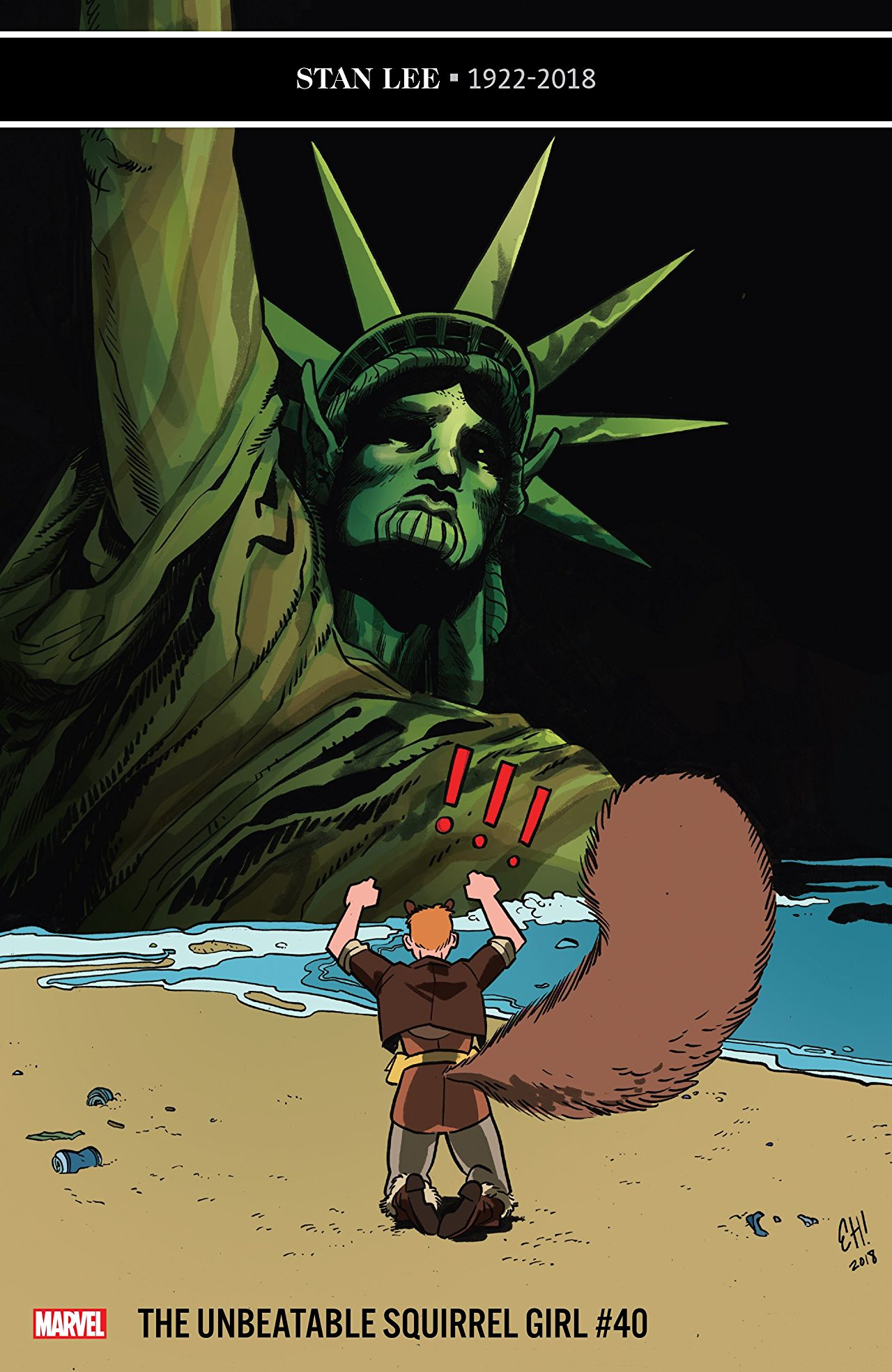 Unbeatable Squirrel Girl Vol 2 40