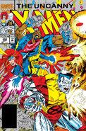 Uncanny X-Men Vol 1 292