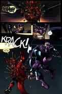 Wade Wilson and Bullseye (Lester) from Deadpool Vol 4 11 0001