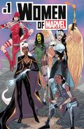 Women of Marvel Vol 2 1