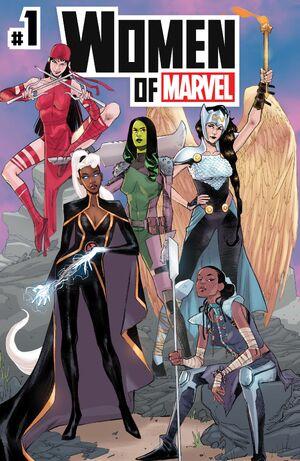 Women of Marvel Vol 2 1.jpg