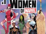 Women of Marvel Vol 2 1
