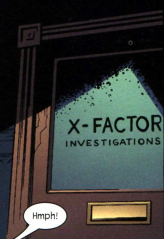 X-Factor Investigations (Earth-20051)